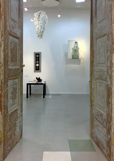 Galleria Sara näyttelytila